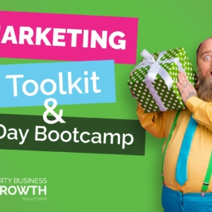 Marketing Toolkit and Bootcamp